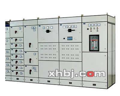 标准型低压抽出式开关柜柜体生产厂家