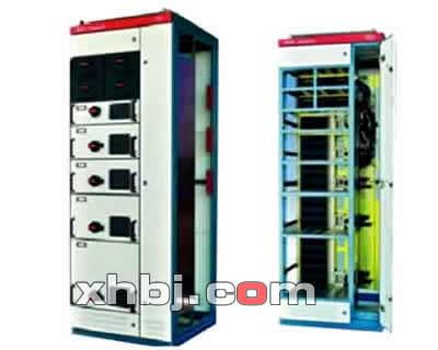 GCS标准型低压抽出式开关柜柜体