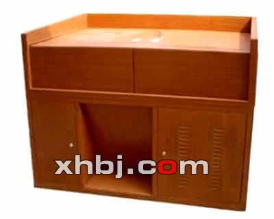 热转印木纹电子讲台