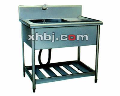 不锈钢单槽水池