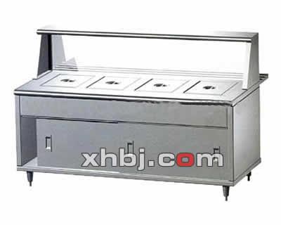 不锈钢保温售饭柜