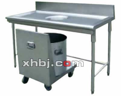 不锈钢板餐食台