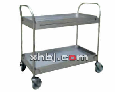 不锈钢活盘餐车