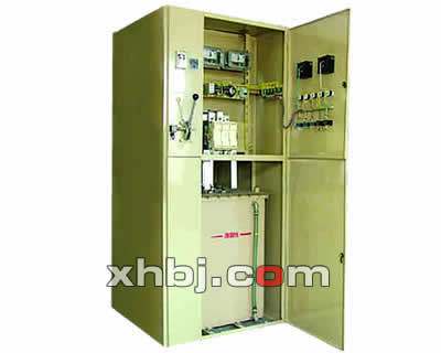 滑环高压电机综合起动柜(内装图)