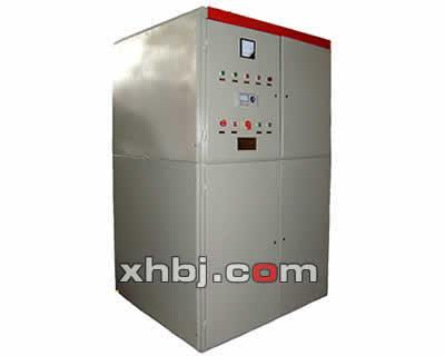 鼠笼高压电机综合起动柜(后装图)