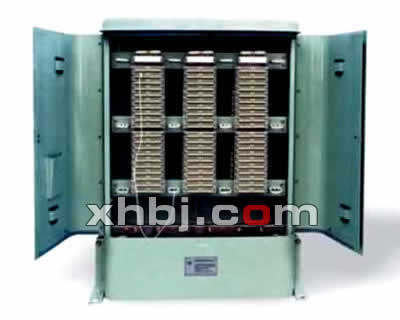 卡接式通讯电缆交接箱