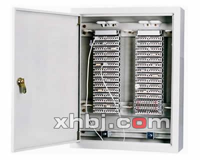 壁嵌式电话分线箱(50对)