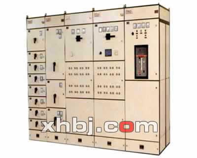 GCK型低压抽出式开关柜标准