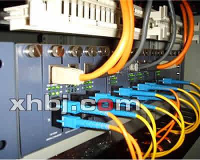 上架面板式光纤配线箱