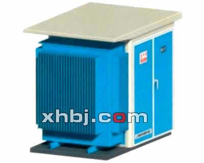 紧凑型高/低压预装式变电站