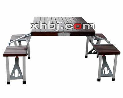不锈钢折叠桌椅