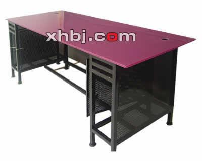 平面双人台(紫罗兰)网吧台