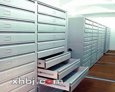 香河板金网提供生产密集式底图柜厂家