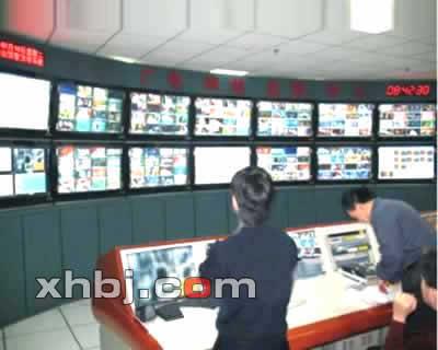 内嵌式电视墙