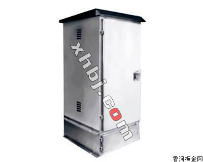 香河板金网提供生产不锈钢户外配电箱厂家