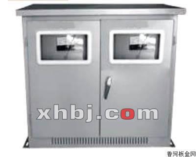 智能低压无功小型补偿装置箱体