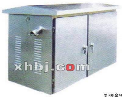 不锈钢户外补偿配电箱箱体