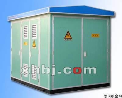 40.5/0.4-1600高压/低压预装式变电箱