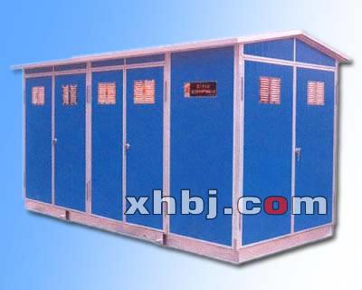 (ZBW-12/0.4-1250)高压/低压预装式变电箱