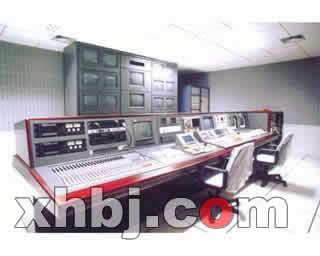 电视台分播室控制台
