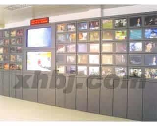 福建电视墙