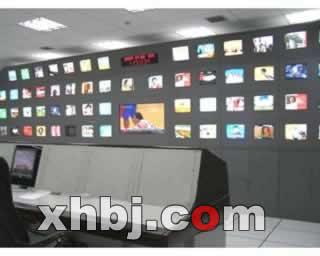 天津电视墙