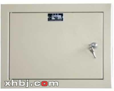 标准入墙式配电箱尺寸