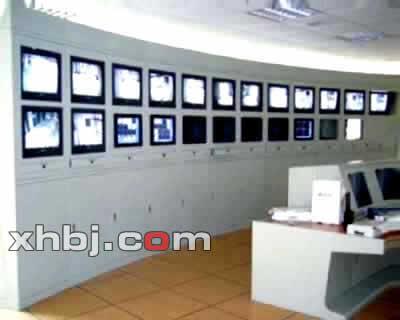 电视墙操作台标准