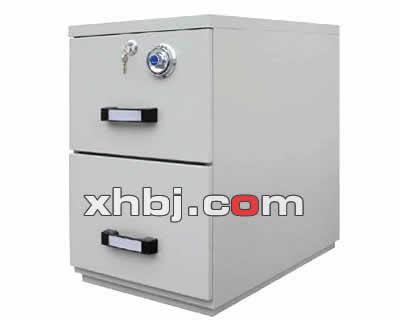 防火防磁文件柜(2节柜)
