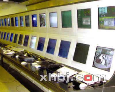 经济型组合式电视墙