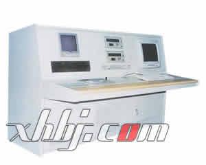 香河板金网提供生产琴式保安监控台厂家
