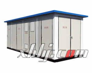香河板金网提供生产箱式户外变压器室厂家