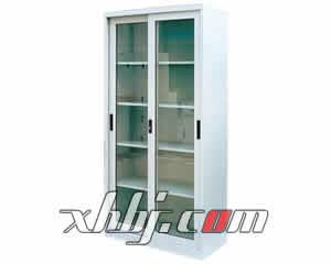 框玻移门柜