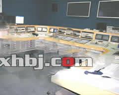 演播室操作台
