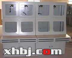 香河板金网提供生产四联二层操作台厂家