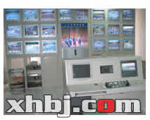 香河板金网提供生产控制台屏幕墙厂家
