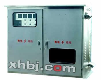 不锈钢综合户外配电柜(图)
