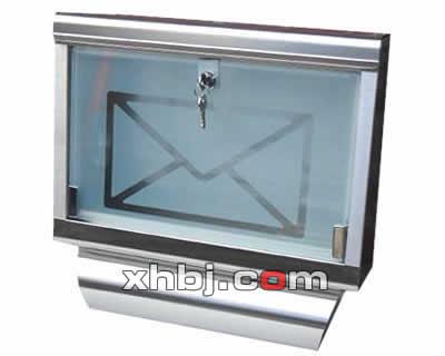 砂光不锈钢信报箱(图)