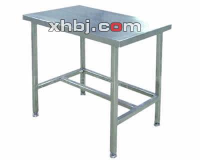 不锈钢单层工作台(图)