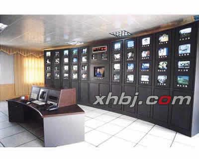 组装式电视墙监控台