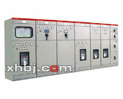 GGD型交流低压配电柜(图)