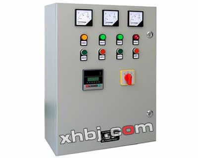 变频恒压供水控制柜图