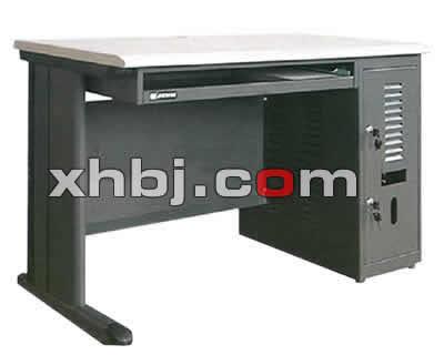 新型全钢加强通风网吧桌