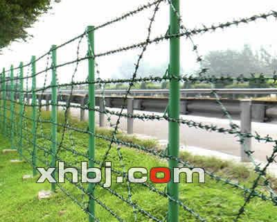 香河板金网提供生产刺绳护栏厂家
