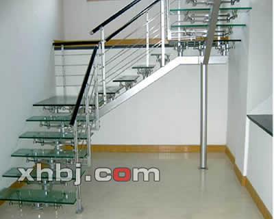 不锈钢楼梯和扶手