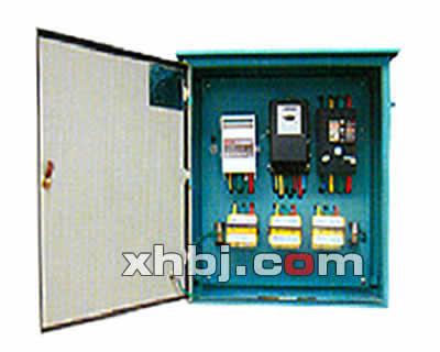 [配电箱] 建筑工地小型总配电箱