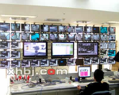 多面电视墙