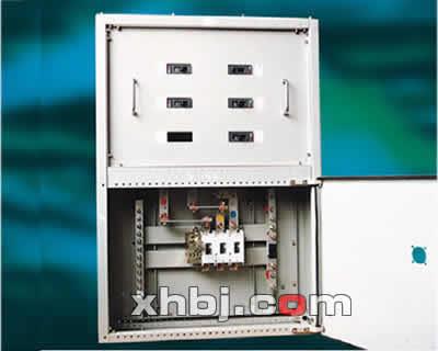 MCCB系列排骨型动力配电箱