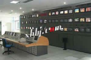 电视台屏幕墙