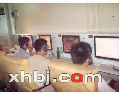 天津网吧效果图片-02